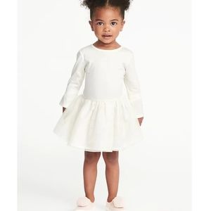 Other - 3T or 4T white tutu dress